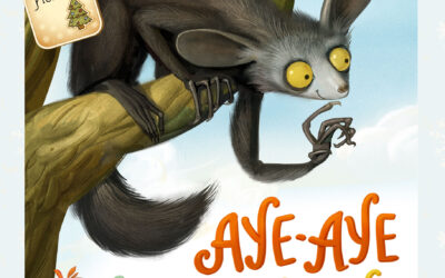 Aye-Aye Gets Lucky – Endangered & Misunderstood Book 1 by Terri Tatchell