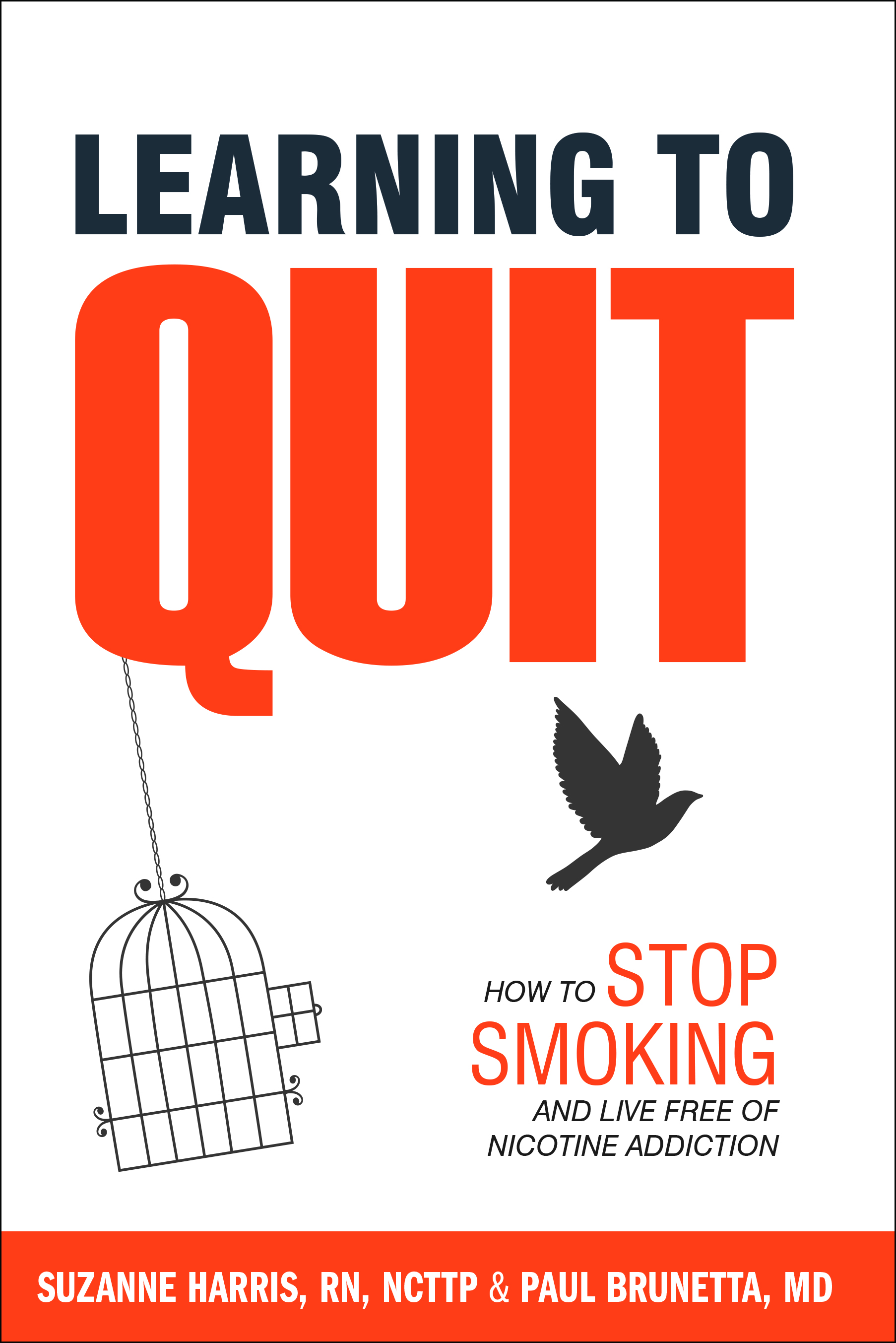Learning to Quit by Suzanne Harris and Paul Brunetta
